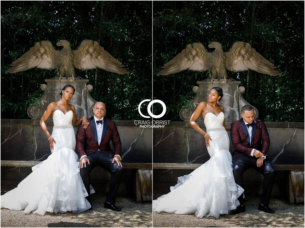 Swan House Atlanta History Center Wedding Portraits Luxury_0045.jpg