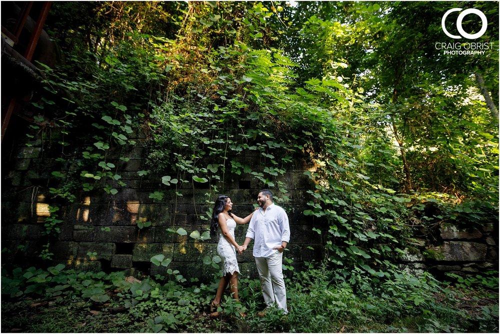 Roswell Mill Engagement Portraits Atlanta Waterfall_0003.jpg