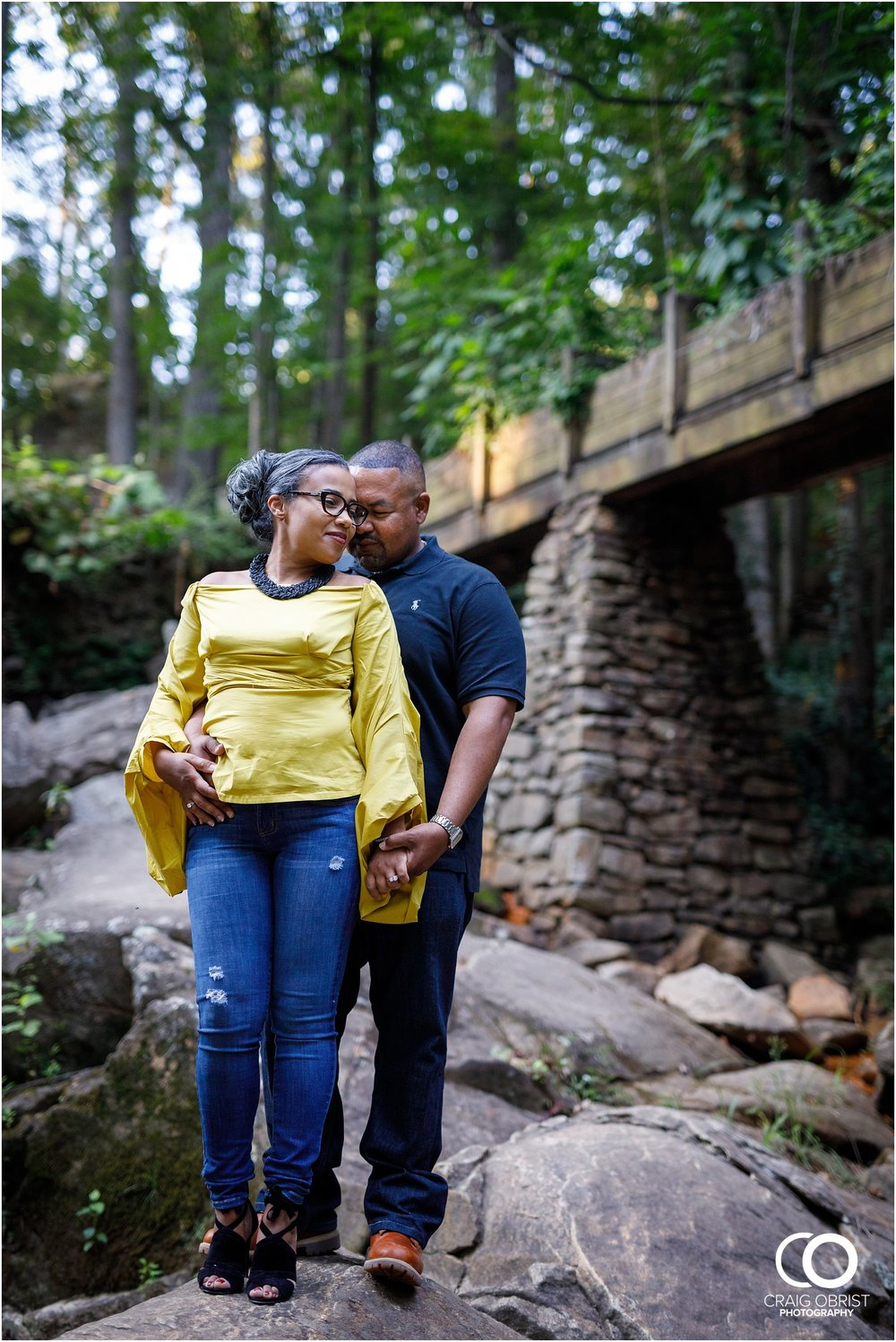 Life University Waterfall Marietta Square Engagment Portraits_0004.jpg