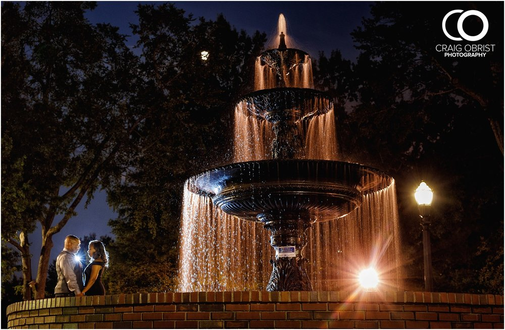 Life University Waterfall Marietta Square Engagment Portraits_0027.jpg