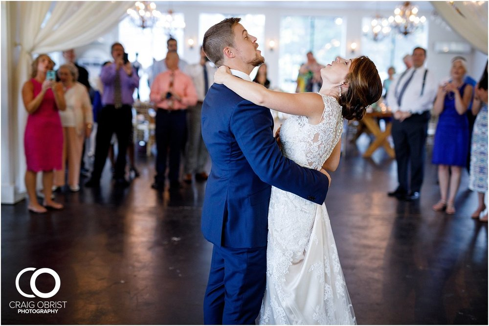 View Sarah + Tyler's full wedding blog post  here .