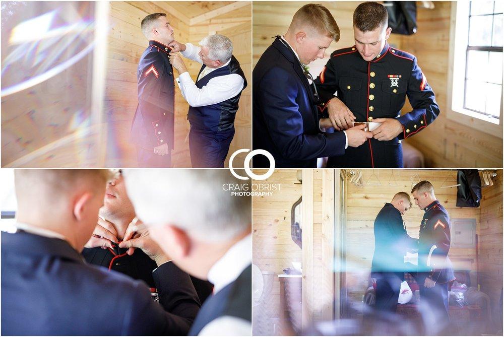 Willow Creek Farm North Georgia Mountain Marines Military Wedding_0041.jpg