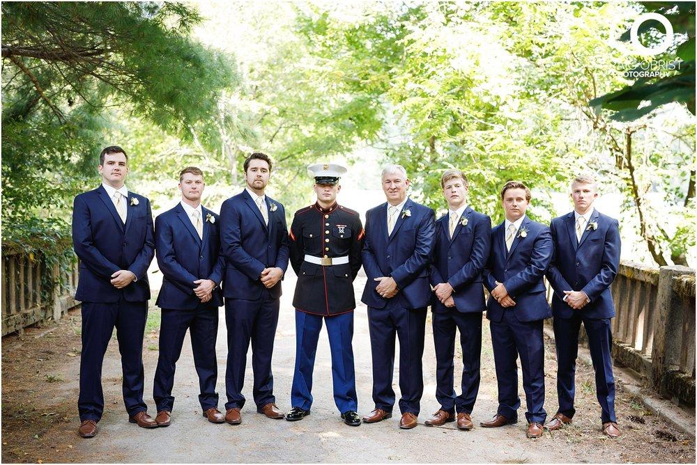 Willow Creek Farm North Georgia Mountain Marines Military Wedding_0044.jpg