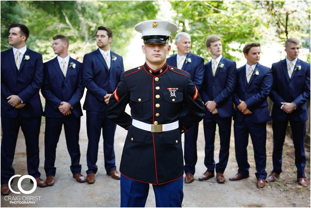 Willow Creek Farm North Georgia Mountain Marines Military Wedding_0046.jpg