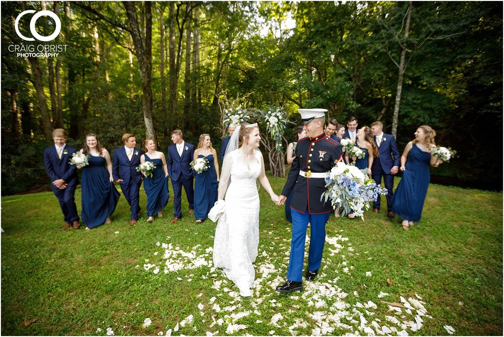 Willow Creek Farm North Georgia Mountain Marines Military Wedding_0069.jpg
