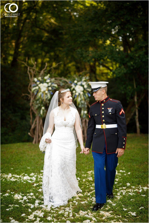 Willow Creek Farm North Georgia Mountain Marines Military Wedding_0073.jpg