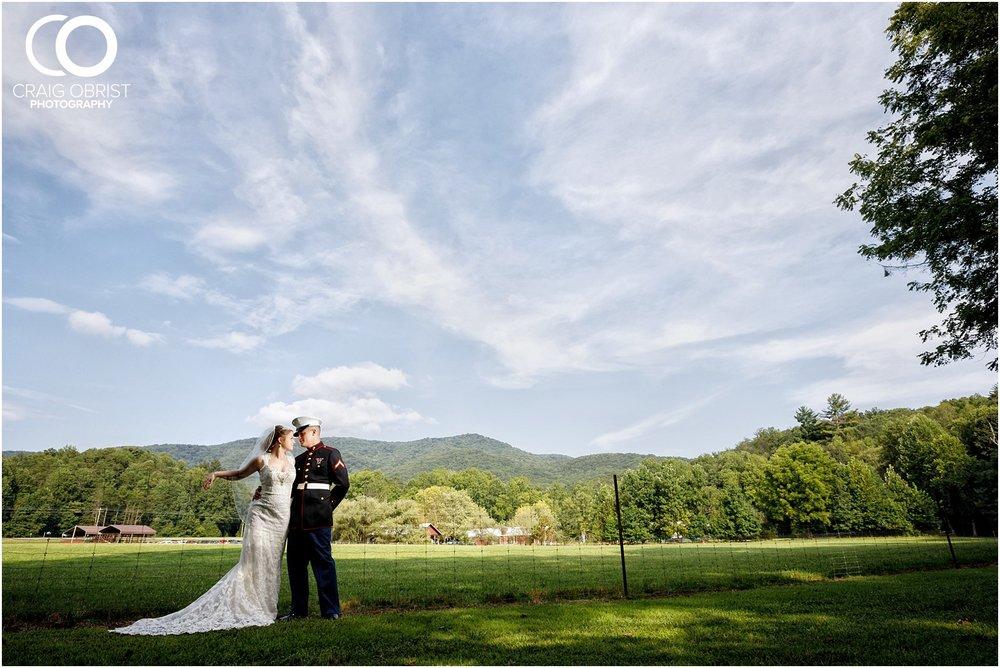 Willow Creek Farm North Georgia Mountain Marines Military Wedding_0075.jpg