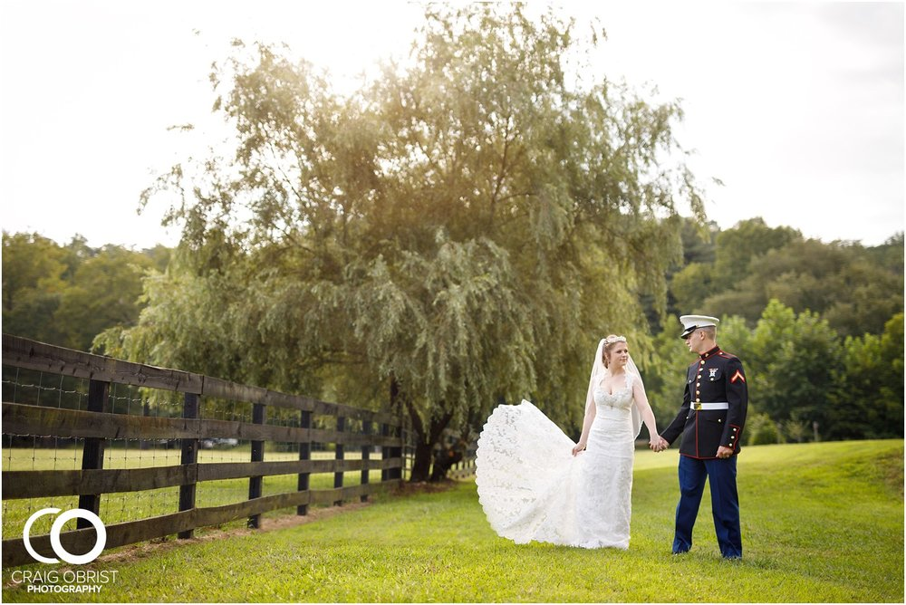 Willow Creek Farm North Georgia Mountain Marines Military Wedding_0079.jpg