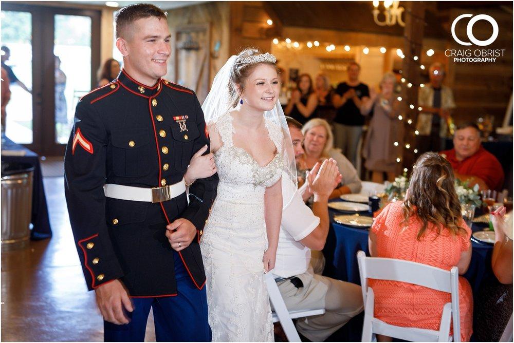 Willow Creek Farm North Georgia Mountain Marines Military Wedding_0087.jpg