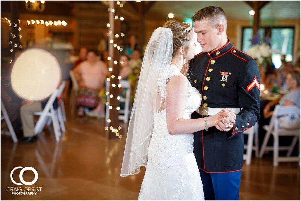 Willow Creek Farm North Georgia Mountain Marines Military Wedding_0088.jpg