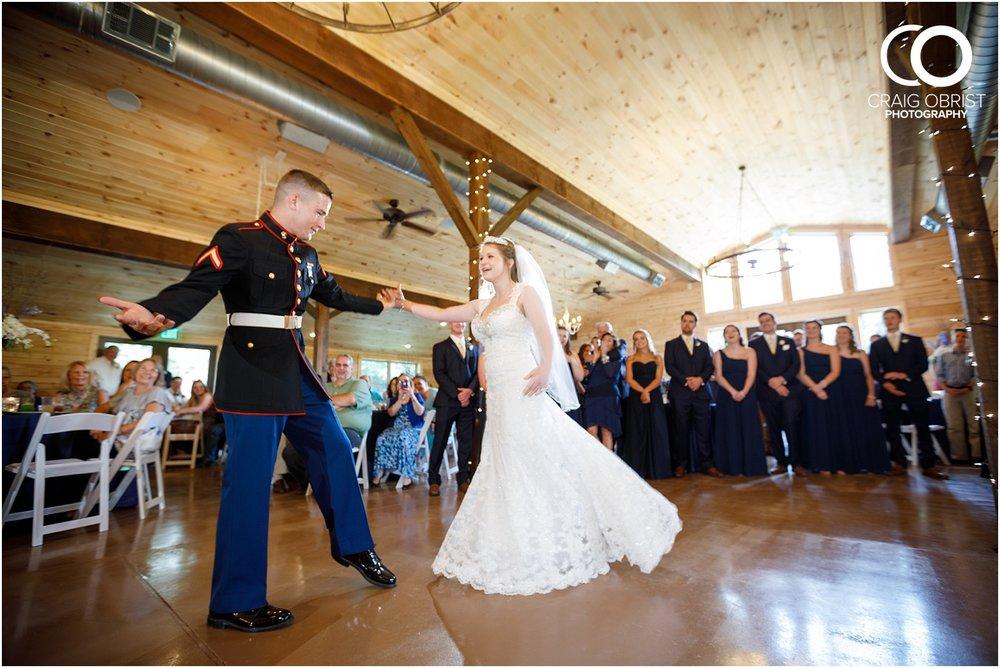 Willow Creek Farm North Georgia Mountain Marines Military Wedding_0089.jpg