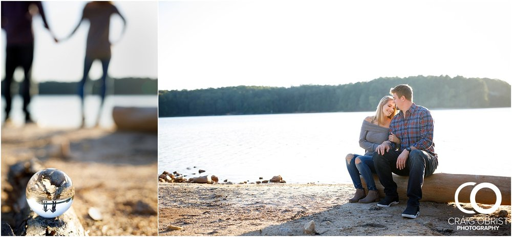 Lake Lanier Chevelle Atlanta Falcons Engagement Portraits_0020.jpg