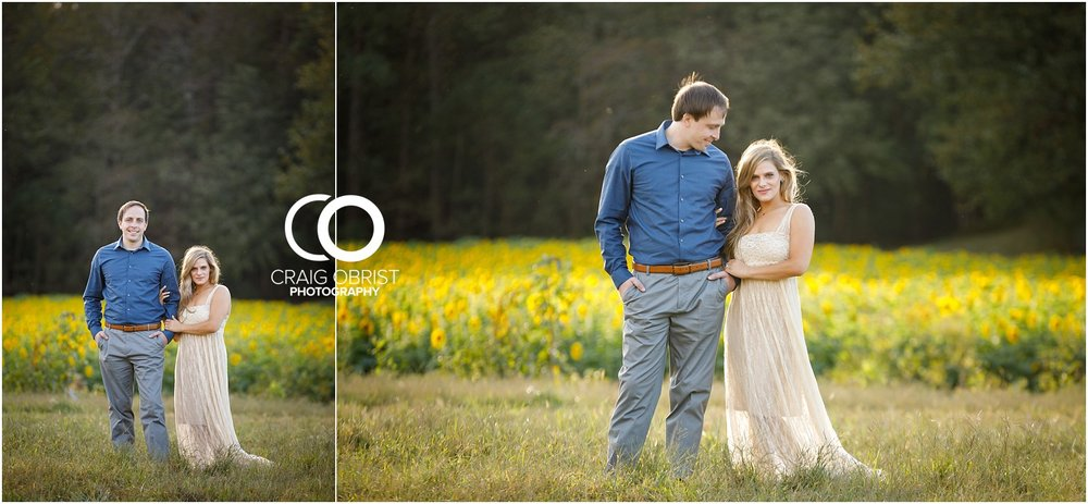 sunflowers fields north georgia engagement portraits wine vineyard_0019.jpg