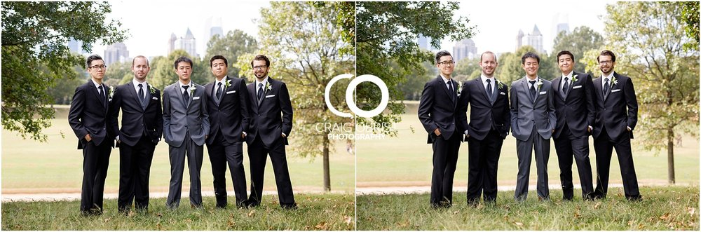 Piedmont Park Loews Hotel Park Tavern Wedding Portraits_0061.jpg