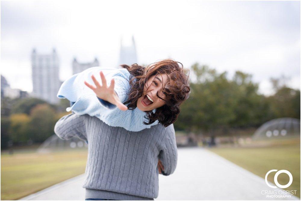 Piedmont Park Atlanta Skyline Engagement Portraits_0009.jpg
