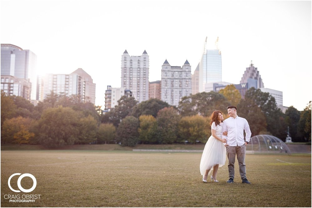 Piedmont Park Atlanta Skyline Engagement Portraits_0020.jpg