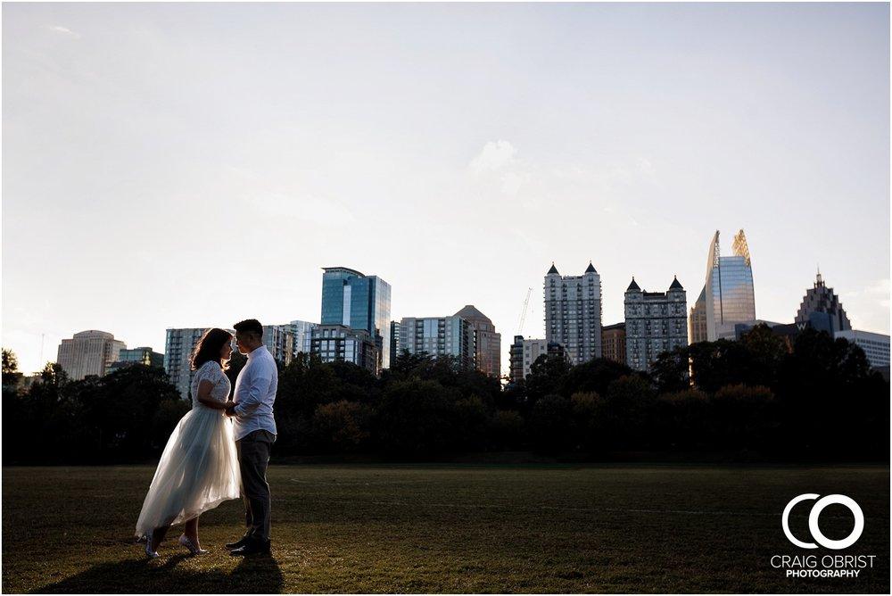 Piedmont Park Atlanta Skyline Engagement Portraits_0034.jpg