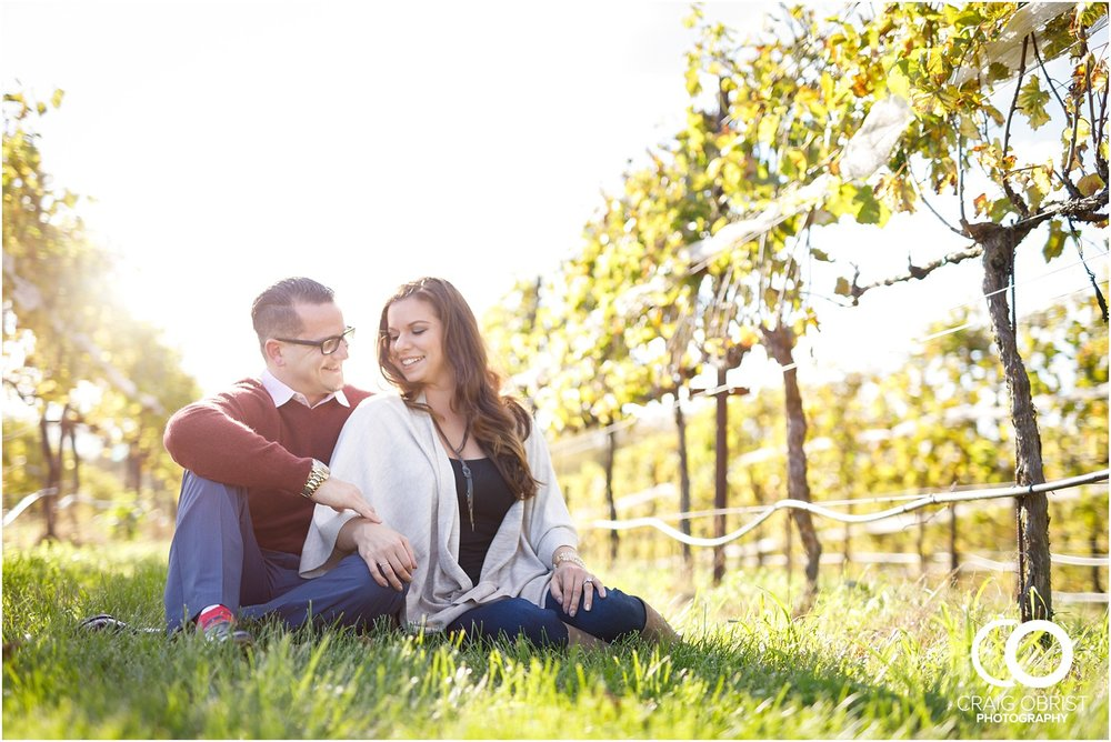 Montaluce Winery Vineyard Georgia Engagement Portraits_0002.jpg