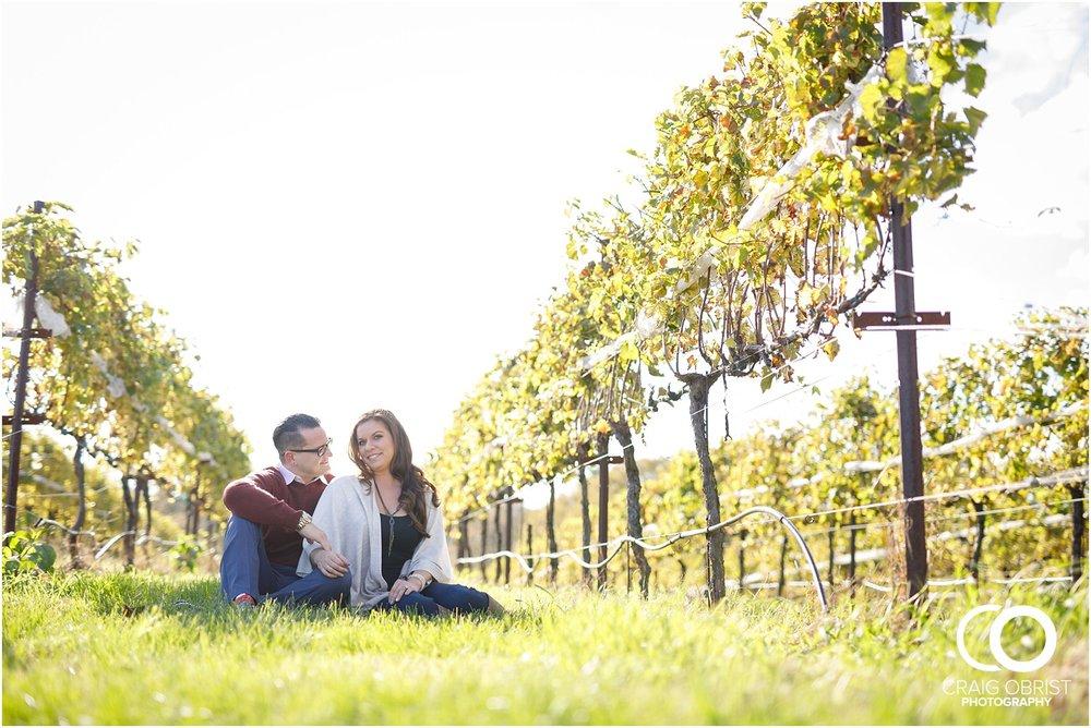 Montaluce Winery Vineyard Georgia Engagement Portraits_0003.jpg