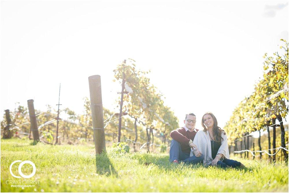 Montaluce Winery Vineyard Georgia Engagement Portraits_0004.jpg
