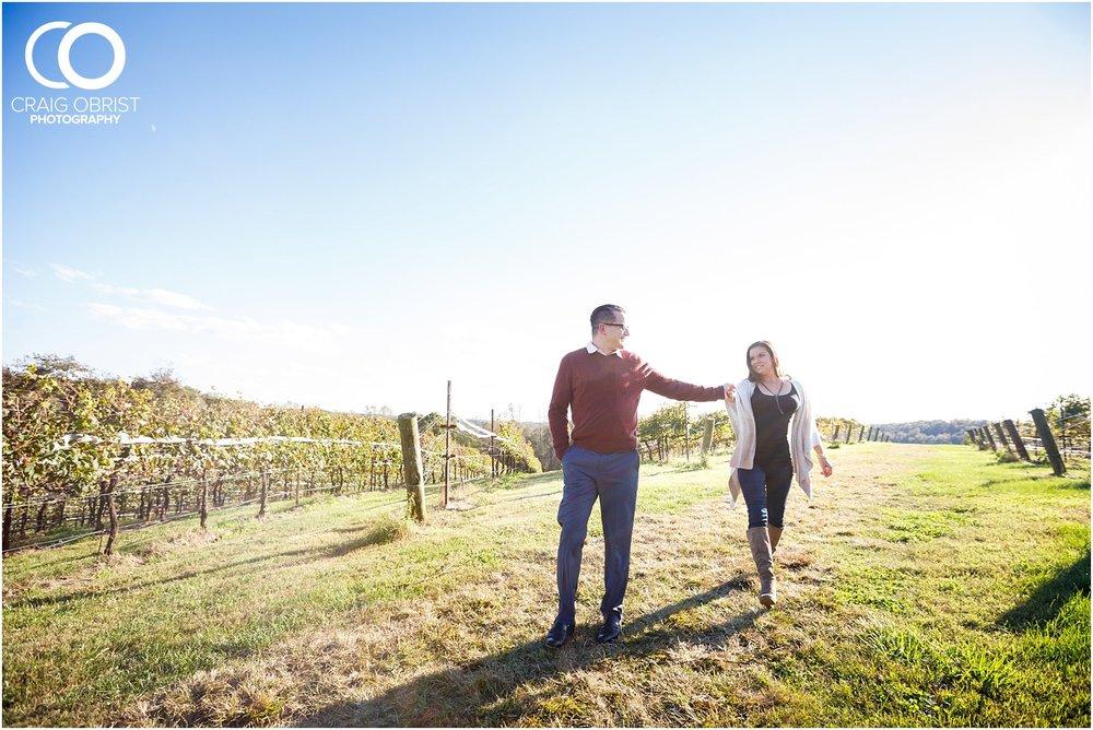 Montaluce Winery Vineyard Georgia Engagement Portraits_0007.jpg