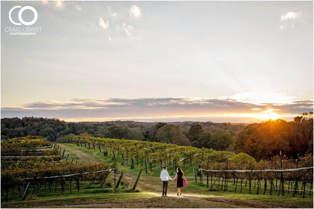 Montaluce Winery Vineyard Georgia Engagement Portraits_0032.jpg