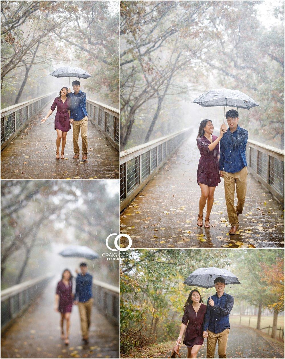McDaniel Farm Park Rain Engagement Portraits Atlanta_0003.jpg