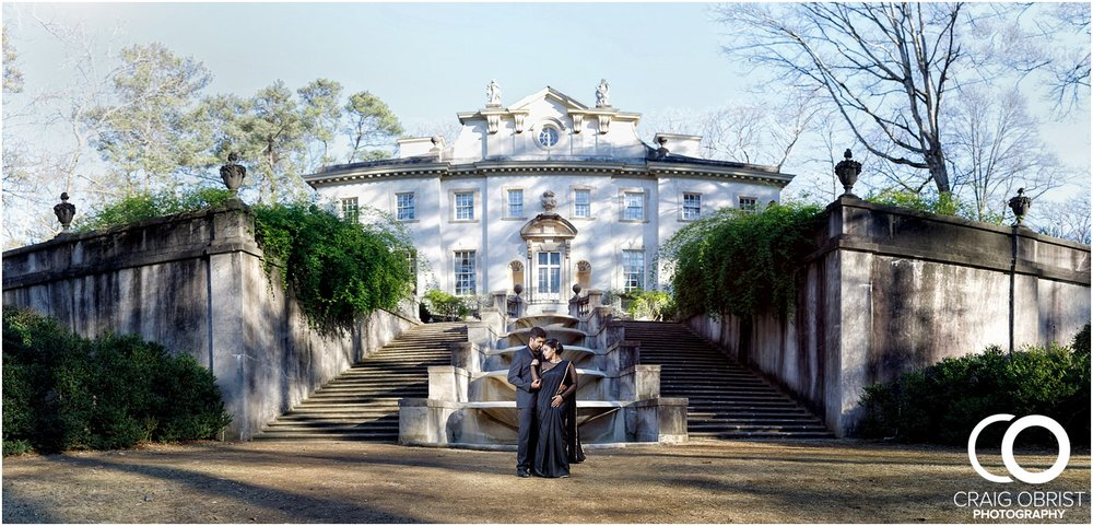 Swan House Atlanta History Center Engagement Portraits_0020.jpg