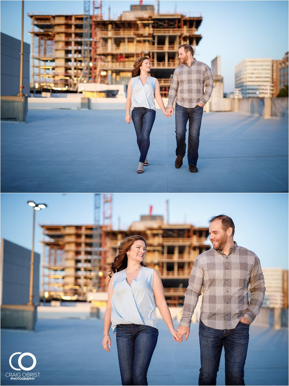 Piedmont Park Atlanta Skyline Engagement Portraits_0026.jpg