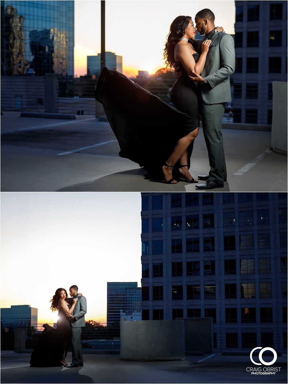 Life University Buckhead Atlanta Skyline Engagement Portraits_0028.jpg