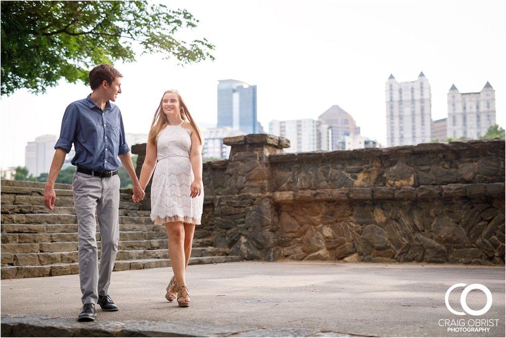 Piedmont park engagement wedding portraits Atlanta Skyline_0015.jpg
