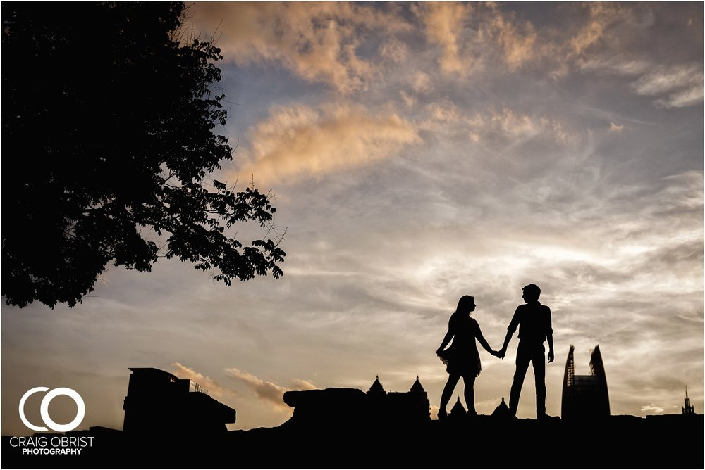 Piedmont park engagement wedding portraits Atlanta Skyline_0016.jpg