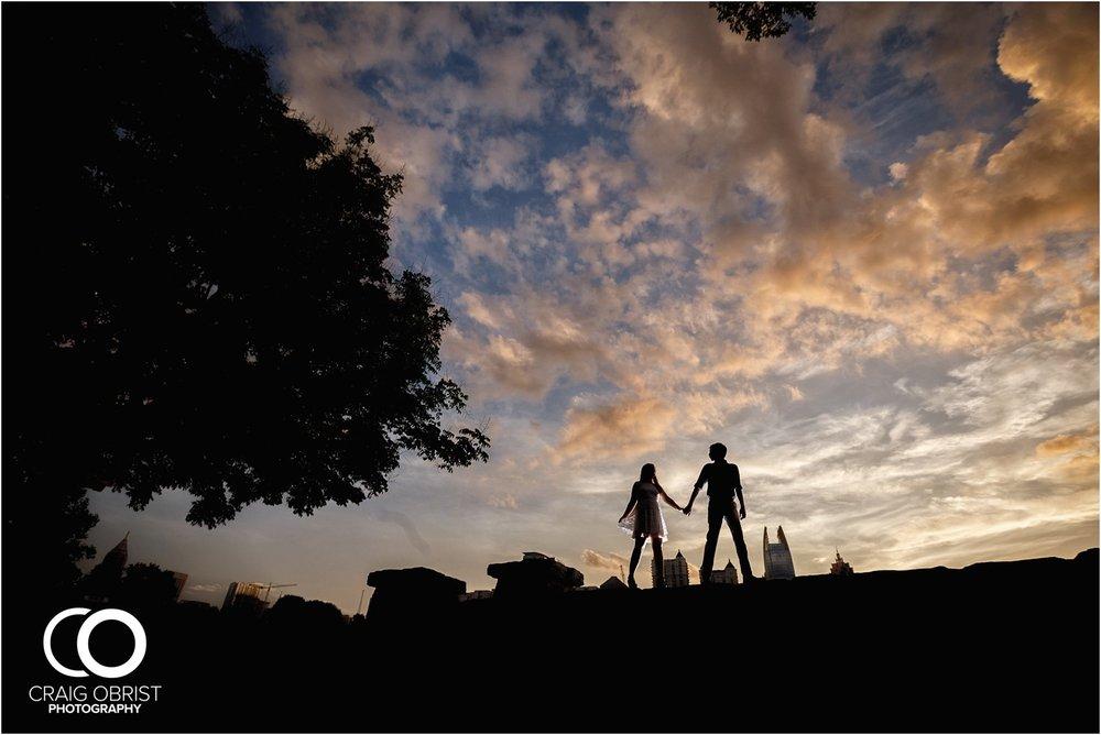 Piedmont park engagement wedding portraits Atlanta Skyline_0017.jpg