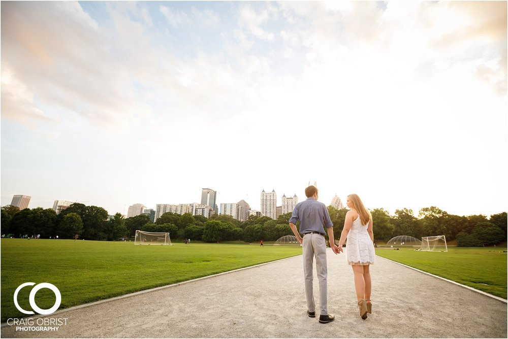 Piedmont park engagement wedding portraits Atlanta Skyline_0018.jpg