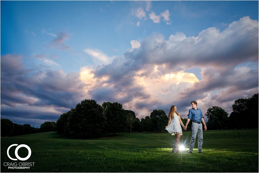 Piedmont park engagement wedding portraits Atlanta Skyline_0022.jpg