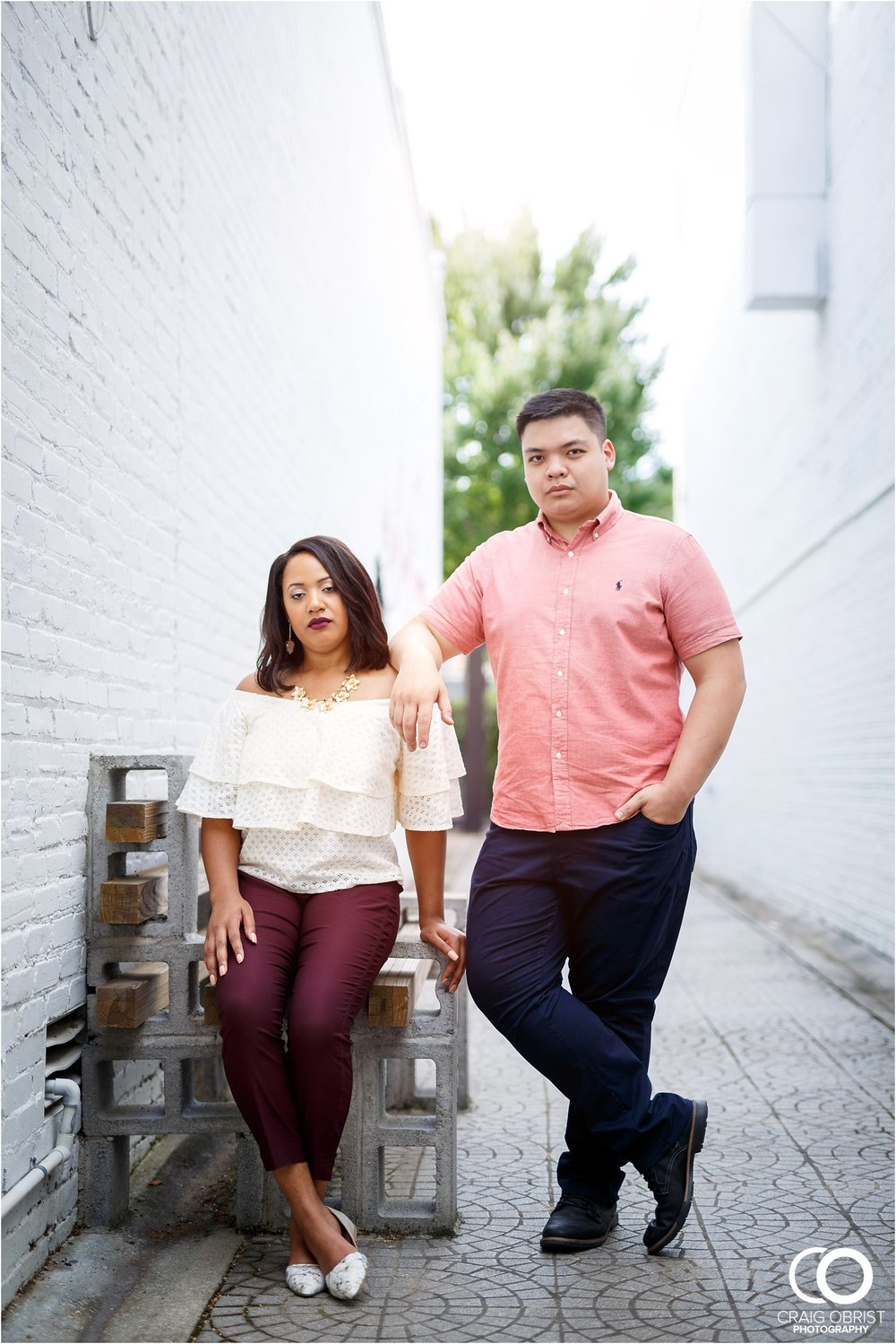 Downtown Decatur Roswell Mill Engagement Wedding Portraits_0015.jpg