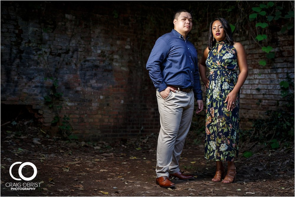 Downtown Decatur Roswell Mill Engagement Wedding Portraits_0021.jpg