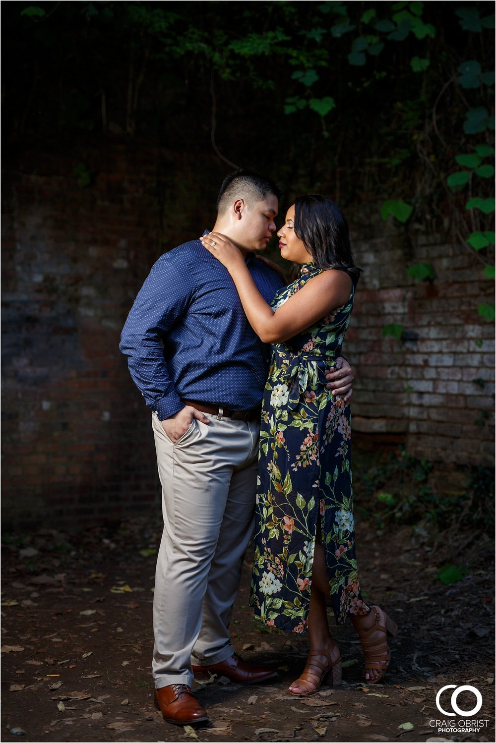 Downtown Decatur Roswell Mill Engagement Wedding Portraits_0022.jpg