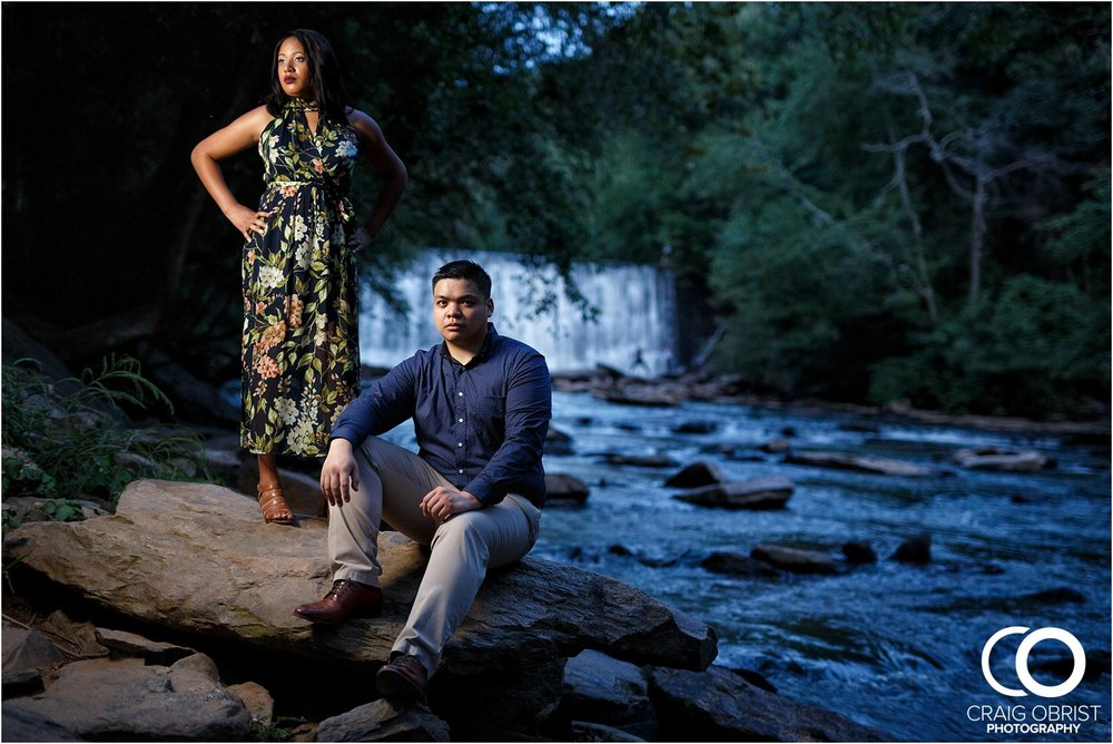 Downtown Decatur Roswell Mill Engagement Wedding Portraits_0025.jpg