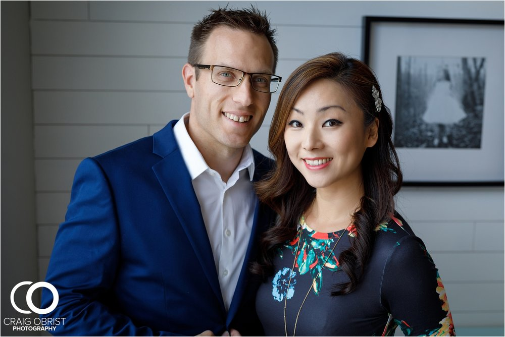 We are Craig + Unchong of Craig Obrist Photography.  Our goal is for you to get your money's worth!  We don't just love what we do.... we love YOU and care about you and your wedding day.  See you at your wedding!