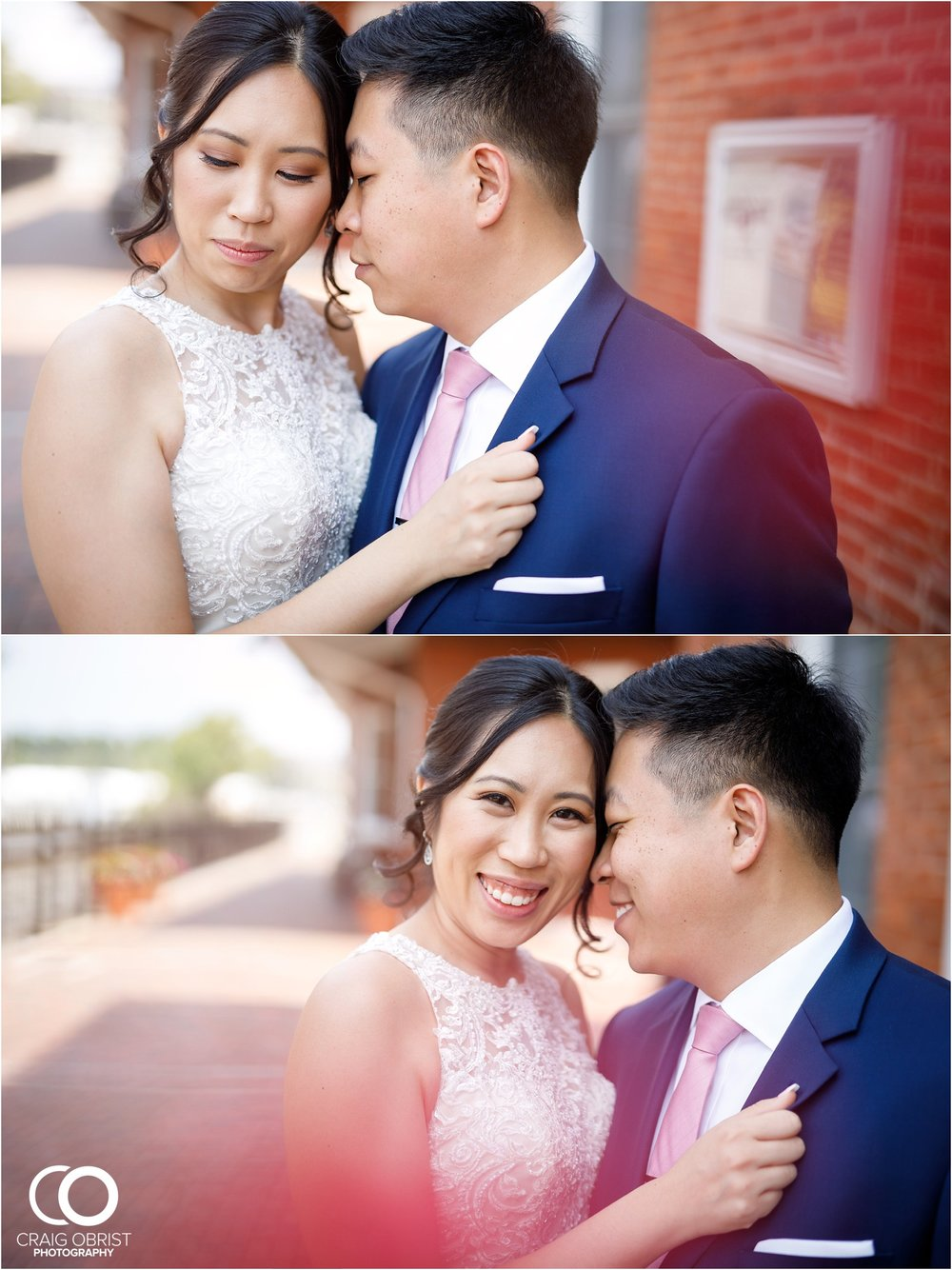 The Brickyard Holy Spirit Catholic Church Marietta Square Wedding Portraits_0015.jpg