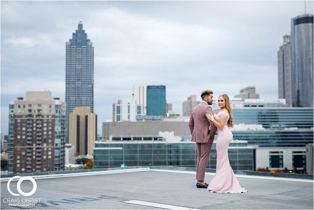 Downtown Decatur Atlanta Skyline Ventanas Helipad Engagement Portraits_0020.jpg