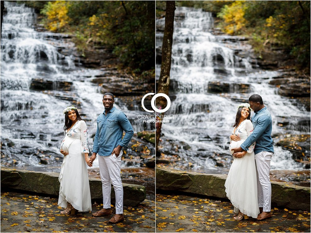Waterfall Maternity Wedding Portraits North Georgia Atlanta_0001.jpg