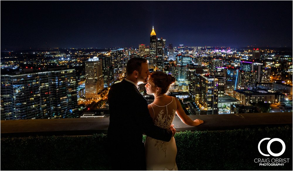 Four Seasons Atlanta Wedding Skyline Portraits 65.jpg