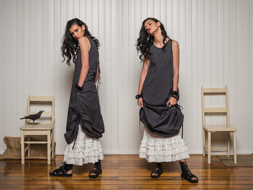 Marmalade dress + Banksii petticoat