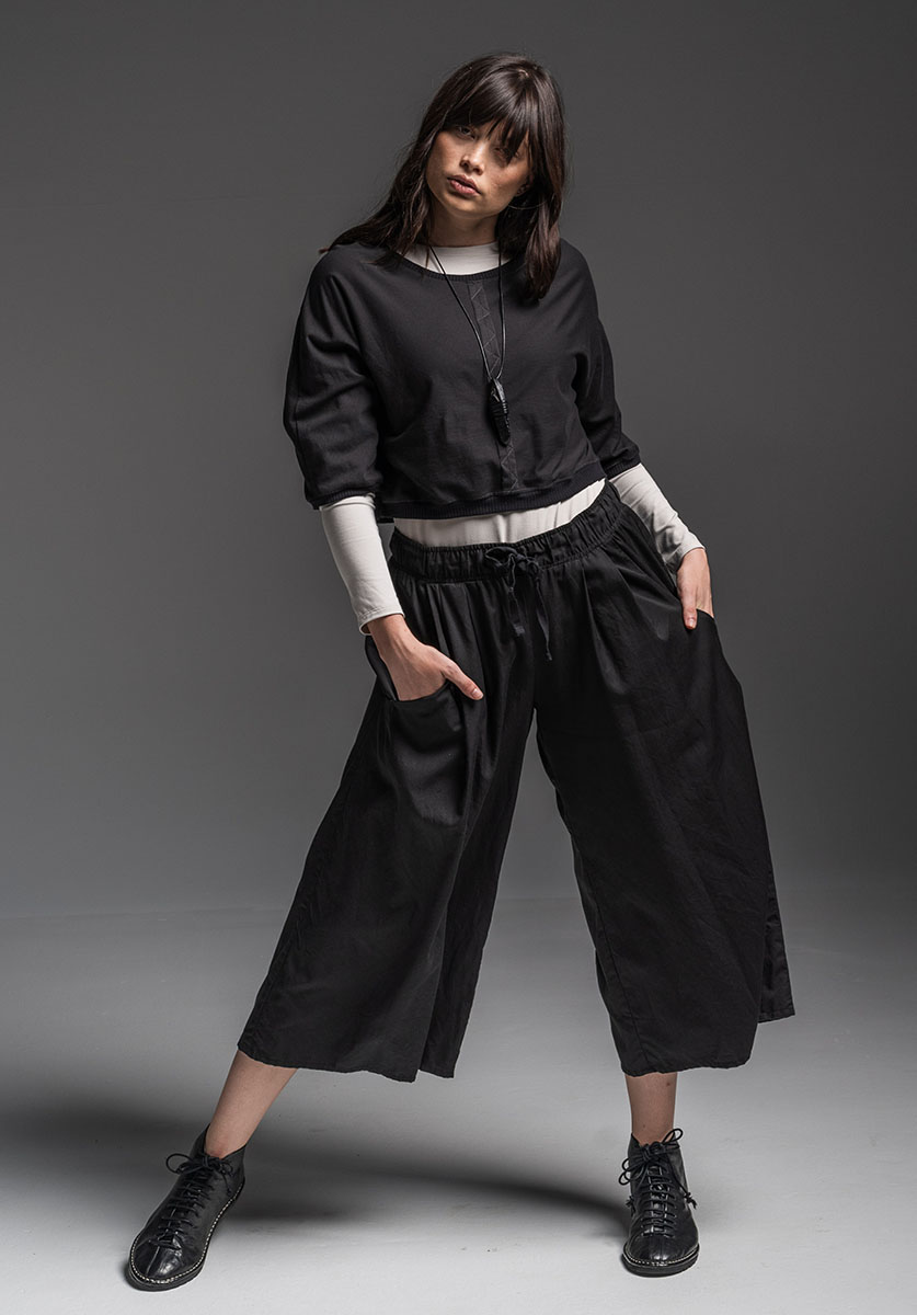 Multitude top, Druid top + Grove pant