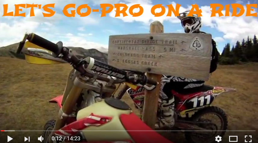 FEATURED STORY: COLORADO RIDE VIDEO