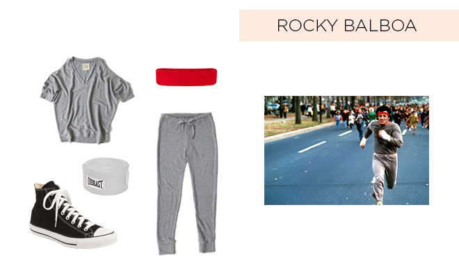 rocky Balboa Halloween costume