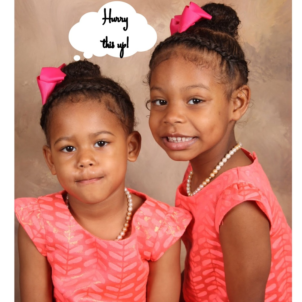 PreK3 and PreK5 Portraits