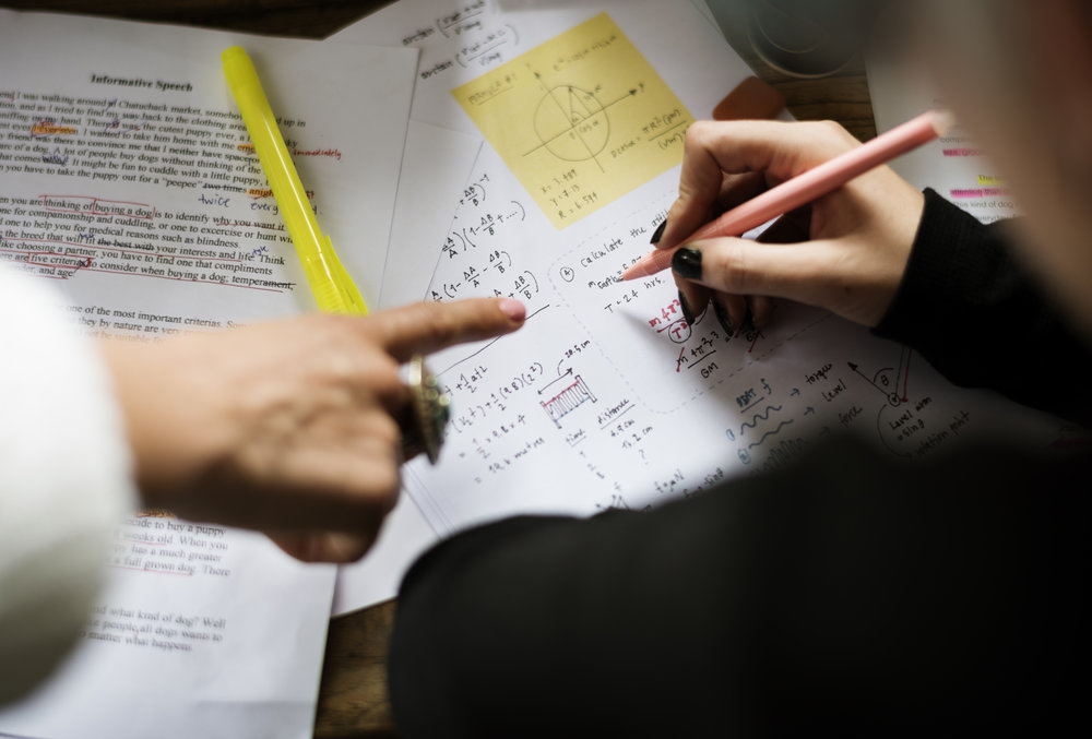 Science, Technology, Engineering, and Math Tutoring